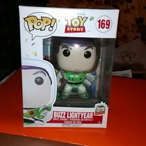 Disney 's Buzz Lightyear 20th Anniversary Pop